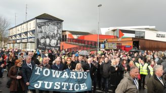 Bloody Sunday prosecution announce day 1
