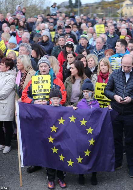 Protest Against Brexit 5