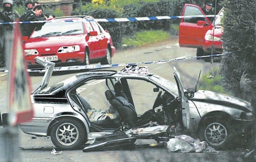 rosemary nelson car exploded