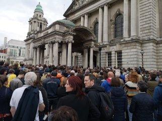 Belfast Vigil 13