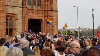 Derry Vigil 1