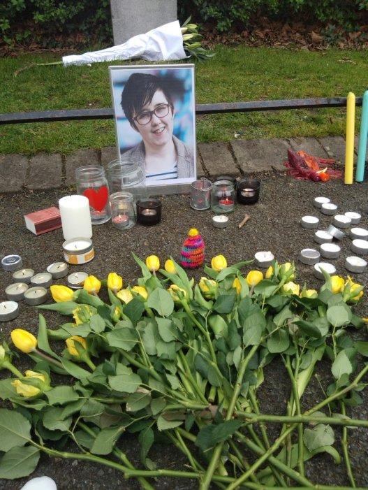 Dublin Lyra McKee vigil 1