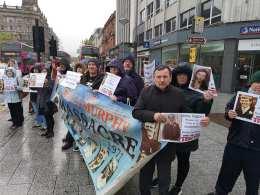 Soldier F rally Belfast City Hall_Ballymurphy 4