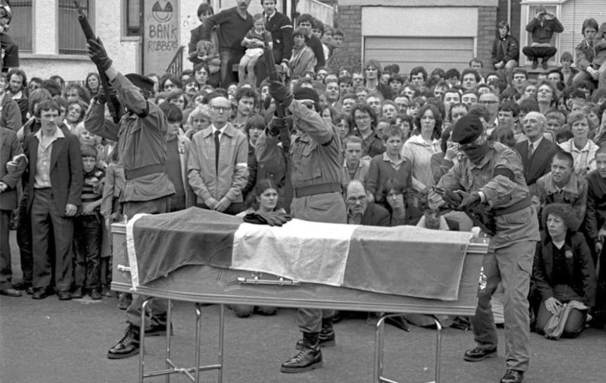 funeral Joe McDonnell