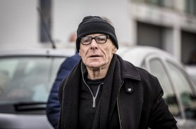Eamonn McCann as a remembrance march for the 48th anniversary of Bloody Sunday takes place in the Creggan area Derry on February 2nd 2020 (Photo by Kevin Scott for Belfast Telegraph)